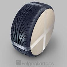 Runde Reifenpappen Reifenkarton Reifenkartons Reifenverpackung Felgenkartons