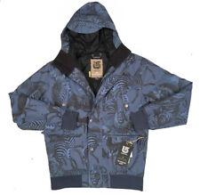NEW Burton TWC Primetime Snowboard Jacket!  Safari Animal Print  Algae or Boro