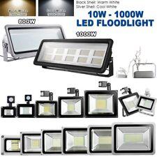 LED Flutlicht Fluter Strahler SMD Außen Scheinwerfer 10W 20W 30W 50W 100W 1000W