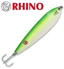 Rhino Salmon Doctor Schleppblinker beluga, Kunstköder fürs Trolling, Lachsköder