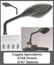 Specchietti fz1 z 750 hornet monster cb 1000 fz8 shiver