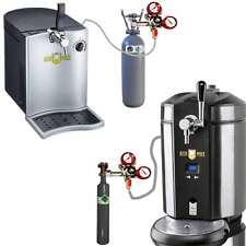 Conjunto de transformación completamente sets para biermaxx draft & Fresh con co² botella & reductor de presión