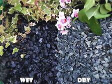 1-30kg 20mm Black Basalt Gravel Volcanic Hard Pathway Driveway Deter Weed Garden