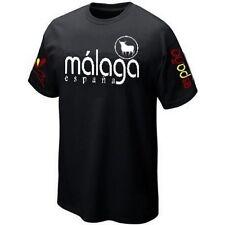 T-Shirt MALAGA ESPANA ESPAGNE SPAIN ultras Maillot ★★★★★★