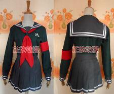 Super Dangan Ronpa 2 Danganronpa Peko Pekoyama Cosplay Costume Dress