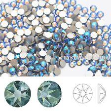 2018/19 Swarovski Black Diamond Shimmer (215SHIM) No Hotfix Flat Back Rhinestone