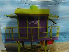 Ladies Handbag Style Beach Bag 34cm x 26cm Lifeguard or Tropical