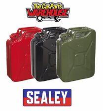 Sealey JC20 Bidon pour Carburant Diesel Essence huile 20 l (20 L 20ltr)