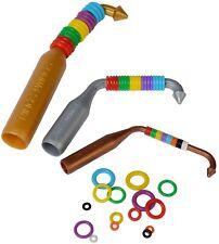 Kit et assortiment de bagues élastiques colorés - Taille..(02/3.0/3.5/4.5/6/8mm)