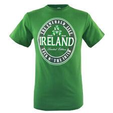 Emerald Green Luck O' Irish T-Shirt