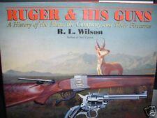 Ruger gun rifle pistol by RL Wilson NEW book 1st edition BRAND NEW CHEAP