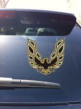 18-01 79 Pontiac Firebird Trans Am Emblem Logo Window vinyl sticker decal