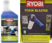 Ryobi RY31F04 Pressure Washer Foam Blaster/RY31D55 Foam Blaster Detergent Refill