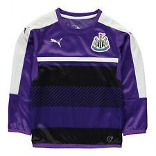New Genuine Newcastle United 2017 18 Training Sweat Top Shirt - Junior XL  13- 033285709