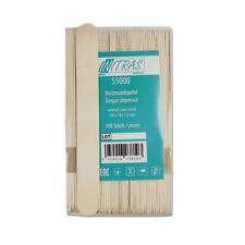 100 / 500 / 1000 oder 5000 Holzmundspatel Holz-Mundspatel