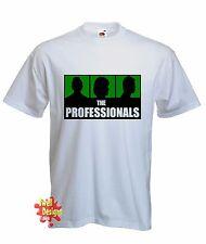 Los profesionales de la película de televisión de culto CI5 70s Retro T Shirt Todos Las Tallas