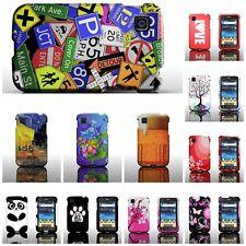 For LG Optimus Dynamic II 2 - High Quality Super Slim Bright Design Phone Case
