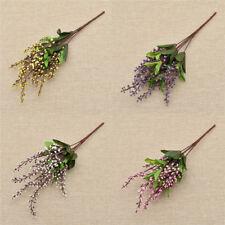 Simulation Artificial Grass Wheat Home Garden Wedding Fake Decor Supplies