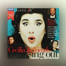 Classic FM - Cecilia & Friends Sing Out - The Opera Company - music cd