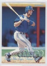 1997 Fleer Tiffany #507 Felipe Crespo Toronto Blue Jays Baseball Card
