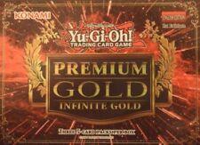 YUGIOH Premium Gold 3 : Infini Doré Choisissez Secret Rare cartes pgl3-en001-40