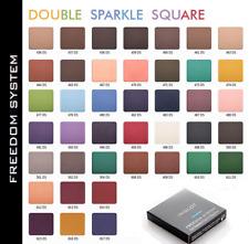INGLOT libertad del sistema de sombra de ojos doble Sparkle Cuadrado De Recarga 2.5g DS Todos Los Colores