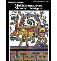 NEW Mediterranean Mosaic Designs by Anita Benarde