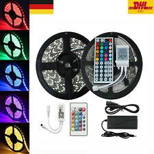10m -20m 5050 SMD RGB LED Stripe Leiste Streifen Band WiFi APP Controller Trafo