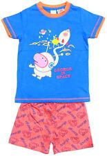 NEW SIZE 2-5 KIDS PYJAMAS COTTON SUMMER GIRLS TSHIRT SLEEPWEAR PJS P-E-P-P-A-PIG
