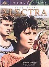 ELECTRA~1962 MINT DVD~ENGLISH LANGUAGE~IRENE PAPAS GIANNIS FERTIS TAKIS EMMANUEL
