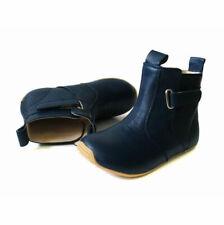 NEW Junior Cambridge Boots In Navy Boy's by SKEANIE