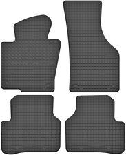 PASSGENAU Gummi Fußmatten Gummimatten passend VW PASSAT B6 3C 2005 - 2010 winter