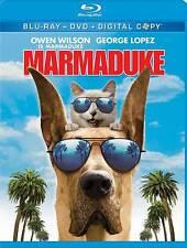 Marmaduke Blu-ray/DVD 2-Disc Set FREE SHIPPING
