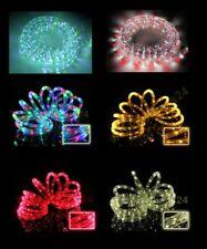 ab 3,09€/m LED Lichterschlauch Lichtschlauch 18m grün weiß bunt pink warmweiss