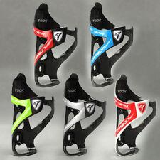 Light Full Carbon Fiber 3K MTB Road Bike Bicycle Water Bottle Holder Rack Cage