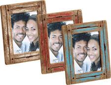 Holz-Fotorahmen Dupla 3 Farben 10x15 cm, 13x18 cm, 15x20 cm, 20x30 cm oder 30x40