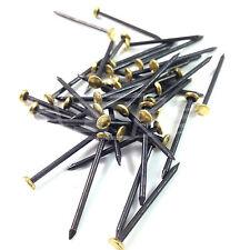 Cabeza de latón endurecido foto pin - 25mm de largo-pins-Suave Cabeza de Latón