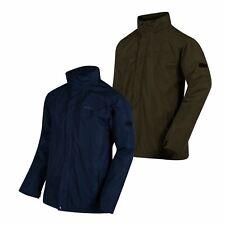 Regatta Mens Hesper II Warm Fleece Lined Wind Waterproof Jacket Free PP S-XXXL