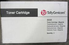 GENUINE Tally Genicom 043337 Megenta Toner Cartridge Tally-Genicom 8008 NEW OEM