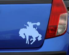 Pferde Aufkleber Rodeo  25 Farben 7 Größen Autoaufkleber Sticker