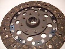 "Iseki TS2550 TA250F TL2500 9"" tractor clutch disc"