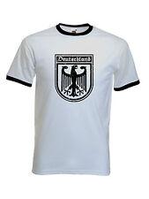 Deutscher Adler Wappen Deutschland Deutschland Fußball Ringer T Shirt Alle Größen