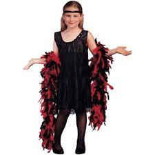 Child's Black Roaring 20s Flapper Costume
