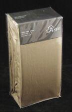 "Paquete De 2 satén de algodón egipcio totalmente elástico sábanas profundo 12"" 400TC"