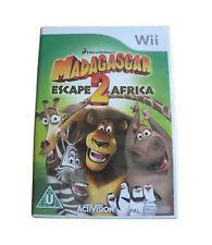 Madagascar: Escape 2 Africa (Nintendo Wii, 2008)