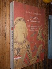 La dama e l'unicorno T. Chevalier Neri Pozza L17