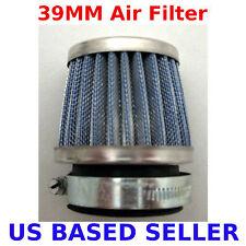 39MM Clamp-On Universal Motorcycle Air Filter - MAY FIT Kawasaki ZL400 Z250 Z400