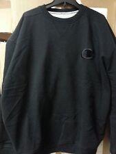 Champion Super Crew Sweatshirt Sizes L XL 2XL 3XL Black OR Grey OR Navy