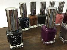 NYX Girls Nail Polish - Select Your Color - Qty 3 - .35 fl. oz. Bottle NGP