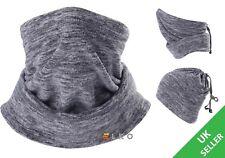 ELKO® Multiuse Fleece Winter Neck Warmer Tube Balaclava Biker Snood Scarf Unisex